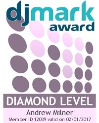 DJ mark award 2017